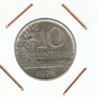 Brazil: 10 Centavos 1976 UNC