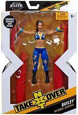WWE NXT TAKEOVER Elite Serie 1 Bayley Dama Lucha Libre Mattel Figura Accesorios
