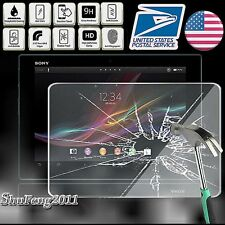 Tempered Glass Screen Protector For Sony Xperia Tablet Z Tablet