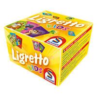 Schmidt Spiele Ligretto Kids Kartenspiel Kinderspiel Gesellschaftsspiel Spiel