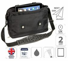 "10.1"" iPad Bag Handbag Shoulder Bag Black is0701"