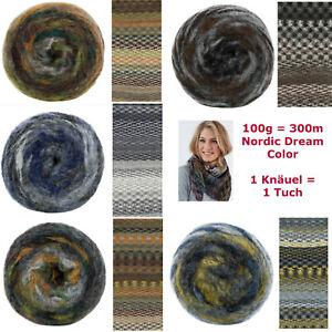100g (5,95€/100g) Schachenmayr Nordic Dream Color - mit Viskose & Schurwolle