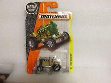 Matchbox Crop Master Tractor Nuevo Sellado en tarjeta