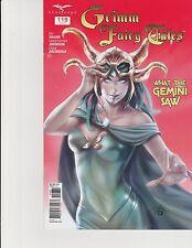 Grimm Fairy Tales #119 Cover C Zenescope Comic GFT NM Delara
