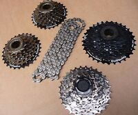 KMC Z51 Chain & Freewheel or Cassette 6 7 8 Speed Bike Bicycle MTB Road Hybrid