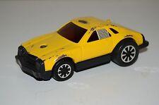 Tonka Race Care Vintage 1970's Yellow Friction Racing Olds Cutlass NEEDS REPAIR