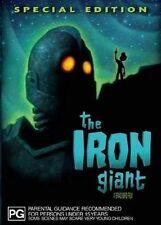 Iron Giant (DVD, 2004)