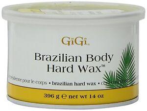BRAZILIAN HARD WAX BIKINI HAIR REMOVAL REMOVER STRIP FREE WAXING POT HOLLYWOOD
