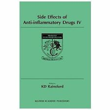 Side Effects of Anti-Inflammatory Drugs Vol. IV (1997, Hardcover)
