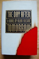 The Day After Tomorrow by Allan Folsom - Printed in London
