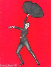 """Paris mes Amours"" JOSEPHINE BAKER Olympia Music Hall 1959 Paris, France Program"