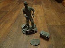 """1998 SIDESHOW TOY--UNIVERSAL STUDIOS MONSTERS--7.5"""" THE MUMMY FIGURE (LOOK)"""