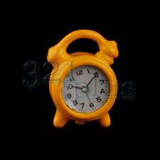 Miniatur Uhren Puppenhaus Wecker Puppenstuben Zubehör Uhr Schlafzimmer Zubehör