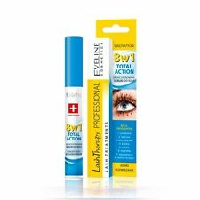 Eveline Cosmetics Multi-purpose Eyelash Serum Total Action 8in1 10ml