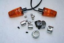 VESPA Set 2 Lenker BLINKER Buchse Schalter V 50 N Special ET3 RALLY SPRINT PX SS
