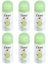 6 Dove Dry Spray 48 Hour Antiperspirant Go Fresh Cool Essentials 1 oz Travel
