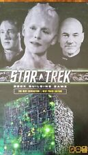 STAR TREK THE NEXT GENERATION Next Phase Edition Deck Building Game