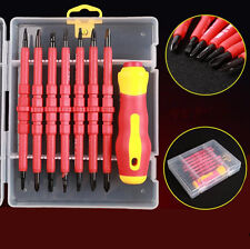 Insulated Electrican Set Hand Screwdriver Tools Electrical 7 PCS Pop Accessory