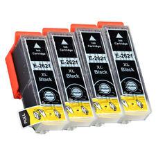4 Ink Cartridge for Epson XP520 XP605 XP610 XP605 XP615 XP510 XP625 XP700 CHIP