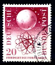 Germany - 1955 (Atomic) Research Mi. 214 FU
