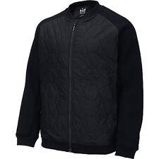 helly hansen mens legacy insulator full zip jacket w/ primaloft insul black xl
