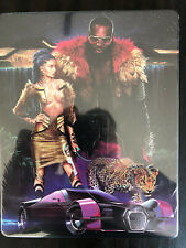 Cyberpunk 2077 Steelbook - NEU in Folie - Custom - ohne Spiel