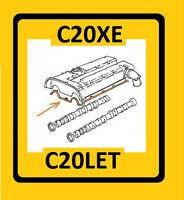 Opel C20XE , C20LET  Ventildeckeldichtung ( Elring 763.853 )