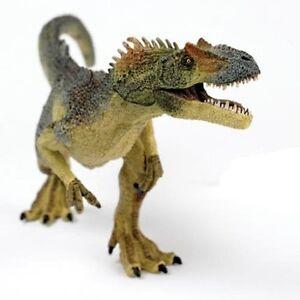 Jurassic World Park Allosaurus Dinosaur Action Figure Model Toy For Children