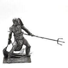 Tin 75mm Rome. Gladiator Retiarius, 1st century BC  1:24 Scale Miniature