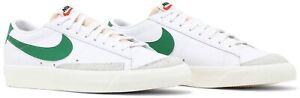 Nike Blazer Low '77 Vintage White Green (DA6364-115) Men's Size 12 NIB New ⭐️