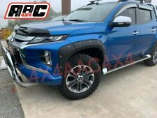 Matte Black Fender Flares to suit Mitsubishi Triton MR 2019+