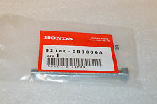 Honda New 8x80mm Hex Bolt 50 175 200 350 400 175 200 250 PC50 92180-08080-0A