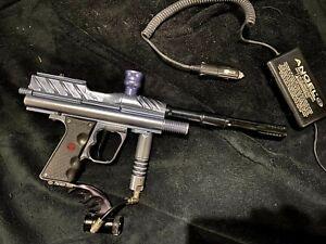 Warped Sportz Dark Angel Lcd Paintball Gun Charger