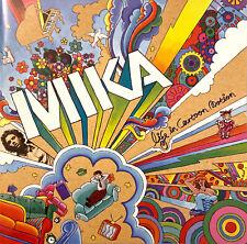 MIKA CD Life In Cartoon Motion - Super Jewel Box - Europe (M/M)