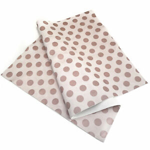 Suede Leather 12x18in/30x45cm Sheets With Pink Dots // Soft Leather Pieces // V