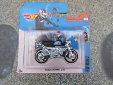 Hot Wheels 2017 #115/365 Honda Scimmia Z50 Moto Nero Hw Moto