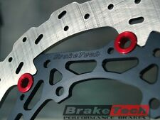Suzuki TL 1000 R/S Stainless Brake Disc Rotors Full Floating ( Pair )