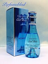 COOL WATER DAVIDOFF 1.0 FL.OZ 30 ML EAU DE TOILETTE SPRAY FOR WOMEN IN BOX