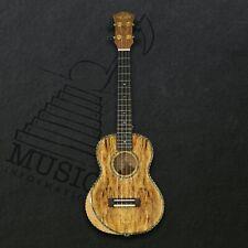 "26"" 4 Strings Hawaiian Tenor acoustic Ukulele, Canadian Spalted Maple Body"