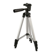 Portable Aluminium Travel Camera Tripod 3 section  for DSLR Camera W/ Carry Bag