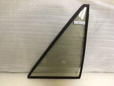 1980-1990 80 81 82 83 Peugeot 505 4 Door Sedan Passenger Rear Vent Glass 2813Zt