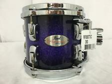 """Pearl Reference 8"""" Diameter X 7"""" Deep Mounted Tom/Purple Craze ll/# 393/New"""