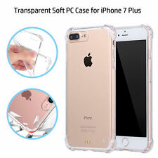 "Soft Gel TPU Clear Slim Cover Case for iPhone 7 Plus 5.5"""
