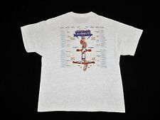Stardust March Madness '03 Basketball Tournament Bracket Shirt Syracuse XL