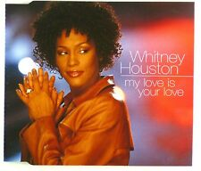 CD Maxi-Whitney Houston-My Love Is Your Love-a4170