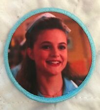"""Twin Peaks Annie Blackburn 3"""" Embroidered iron-on sew-on Patch"""