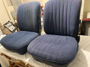 Escort Mk2 Front Seats