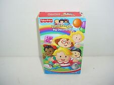 Little People Big Discoveries Volume 1 VHS Video Tape Movie