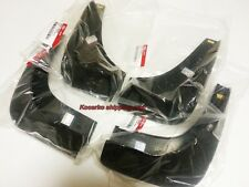 KIA Sportage Improved Product Mud Flaps Splash Guards 4P 2011-2015 Retainer 10P
