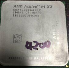 AMD Athlon 64X2 4200 ADA4200DAA5BV Socket 939 CPU 64bit Processor
